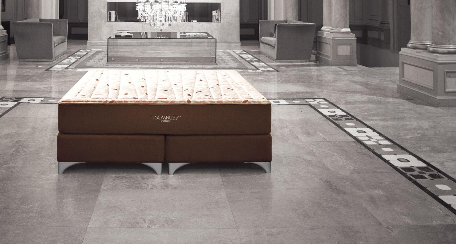 Dormitorio colchones box tarima muebles y m s rosen per for Colchones rosen