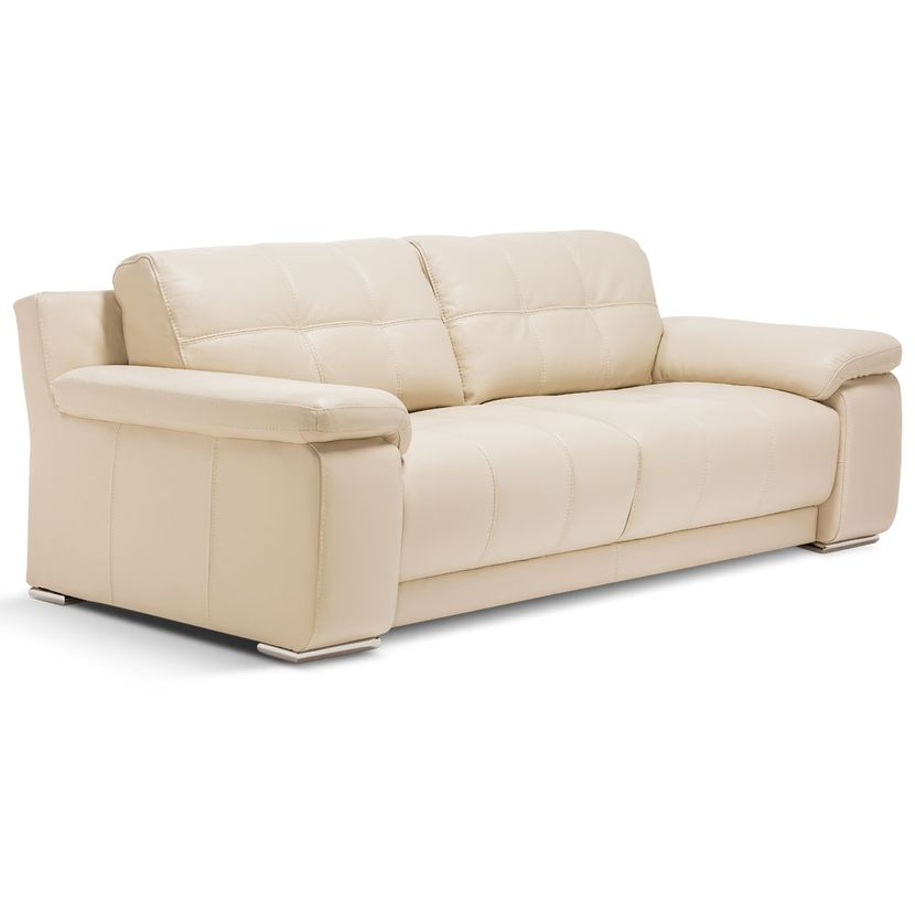 Sofá modelo 5037 3 Cuerpos Cuero - Rosen PE