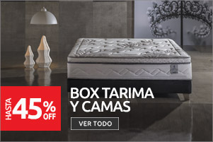 Box Tarima y Camas